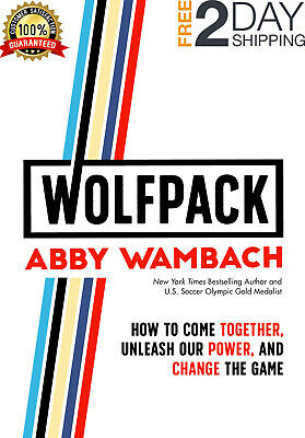 Wolfpack Come Together Unleash Our Power And Change Game Th Hardcover Book Abby