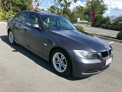 2008 BMW 320i E90 Executive 108Kms Grey Automatic 6sp A Sedan