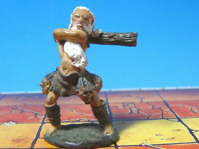 Warhammer Fantasy D&D Painted Citadel FF15-2 Hill Giant Swinging Club OOP