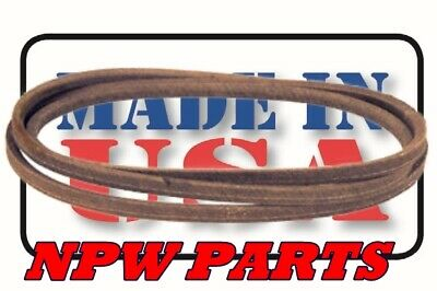 """OEM SPEC REPL DECK BELT 041-0202-00 OUTLAW XP EXTREME 72/"""" DECK MADE WITH KEVLAR"""