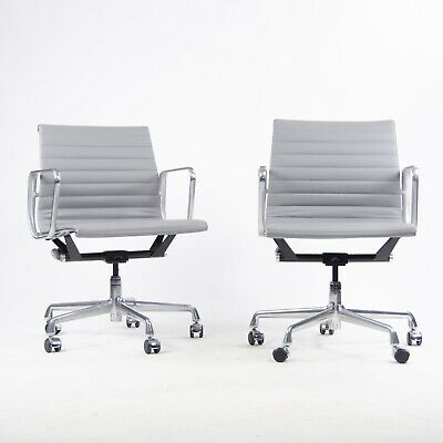 NEW Eames Herman Miller Low Back Aluminum Group Executive Chair Multiples Avail