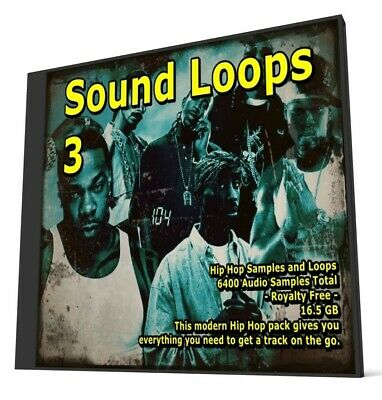 SOUND FX SAMPLE PACK Vol  2 Hip Hop Trap R&B WAV FL Studio, Ableton