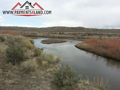 River On Property 2 Acre Ranch Elko Nevada Land Lot Cash No Reserve Water Front!