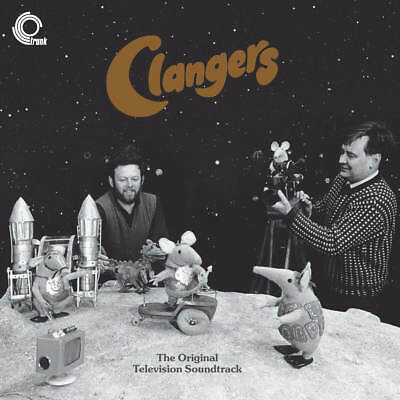 Vernon Elliott - The Clangers Soundtrack 2018 Trunk Records Limited Edition New