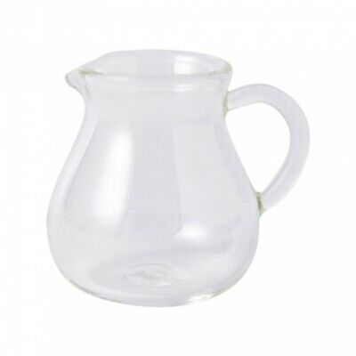 Francfranc Glass Milk Pitcher S Dinnerware & Serving Dishes Coffee Tea Items
