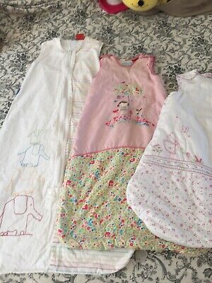 Grobags 0-36 Months Baby Girl To Toddler Winter & Summer