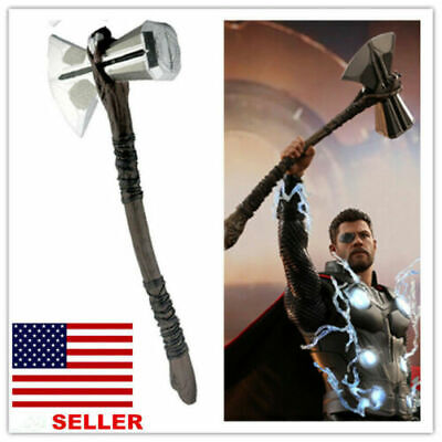 1:1 Full Scale Thor's Stormbreaker Axe / Hammer Prop Kit For Cos or Collection
