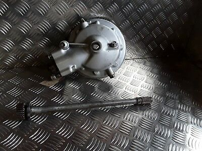 yamaha xj900s 1999 rear drive and shaft