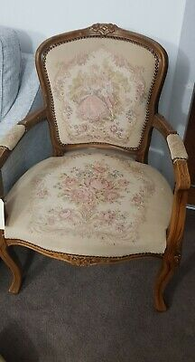 french chair carved