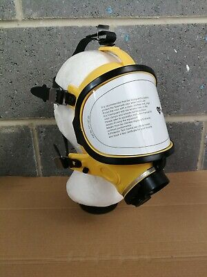 Scott Gemini Full Face Respirator Mask RFF60 MML Art No 1065276