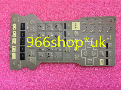 Other Gps Accs & Tracking For Yasnac Mrc Jznc-mpp21e Teach Pendant Membrane Keypad #sp62 Gps Accessories & Tracking