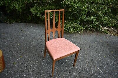 VTG Mid century modern Broyhill Brasilia dining side chair 60's decor