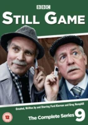 Still Game: The Complete Series 9 =Region 2 DVD,sealed=