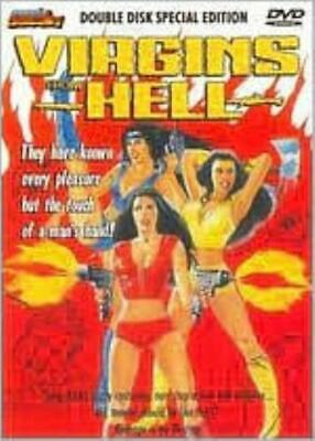 VIRGINS FROM HELL (Region 1 DVD,US Import,sealed.)