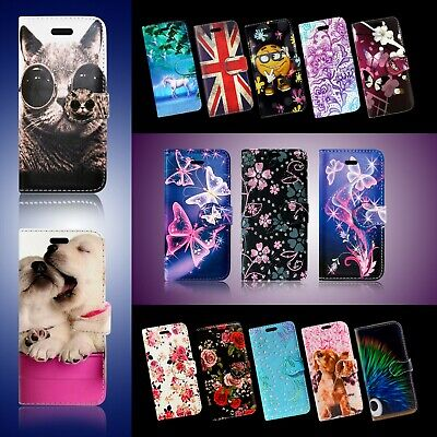 For Samsung Galaxy A5 2017 & Many Book Wallet Flip Leather Full Safe Case Cover
