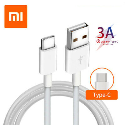 For Xiaomi USB Type C cable for Redmi Note 7 Mi 8 6 Quick Fast Charging 3/5A NEW
