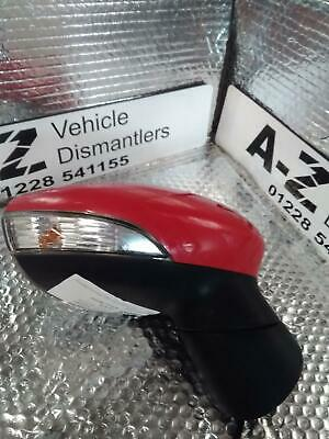 FORD FIESTA R Door Mirror Mk7 Right Mirror Assy Electric/Heated 08-12 IN RED