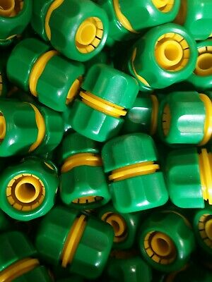 """Wholesale Job Lot 24pcs 1/2""""  Water Hose Tubing Pipe Connector Joint Coupler"""