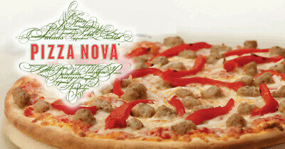 Pizza Nova Restaurants in Canada - 6 Large Pizzas with 3-Toppings Each Delivery