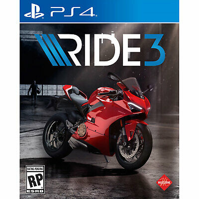 Ride 3 - PS4 IMPORT neuf sous blister