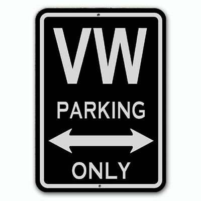 VW - Parking Only