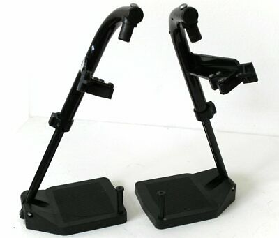 Electric wheelchair Leg rests