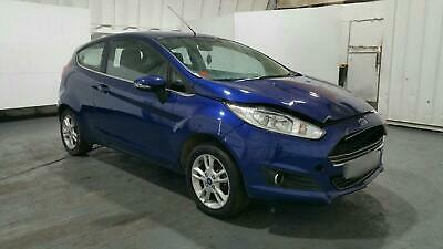 2015 Ford Fiesta Zetec Salvage Category S 67874