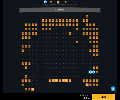 Avengers Endgame 2 Tickets AMC Loews Lincoln Square NYC Opening Night 4/25 11pm