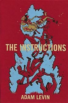 The Instructions by Adam Levin | Book | condition good