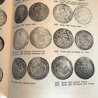 World Dollars 1477-1877 Pictorial Guide by Bachtell, 1974 1st Ed. Bullion Coins