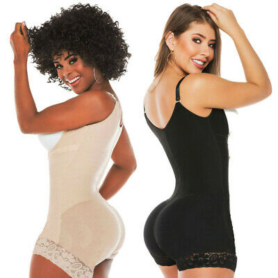 Fajas Colombiana Reductoras Women Panties Full Body Shaper Post Surgery Girdle