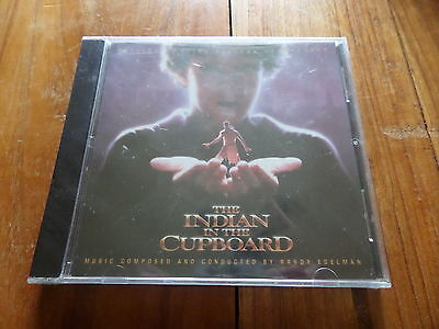 Randy Edelman - The Indian In The Cupboard 14 Track Soundtrack OST CD Sony NEW!