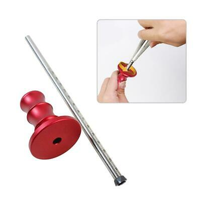 Aluminium Alloy Woodwork Positioning Metric Measuring Ruler Woodworking Tool