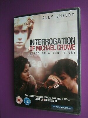 The Interrogation Of Michael Crowe (DVD, 2008); RARE - New and Sealed - FREEPOST