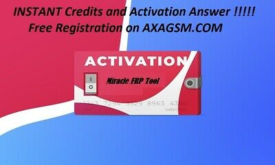 miracle frp tool activation price