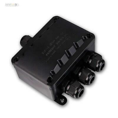 Cable Splice Can Sockets Verbindungsbox Ip66 Waterproof Cable Socket for 4 Cable