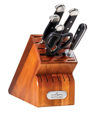 All Clad Precision Cutlery 7 Piece Knife Set - BRAND NEW - MSRP $800