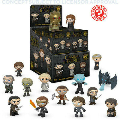 Game Of Thrones - Funko Mystery Minis: (2019, Toy NUEVO)