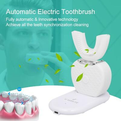Premium AT-HOME TEETH WHITENING ALL-IN-ONE 360 Toothbrush (Limited)
