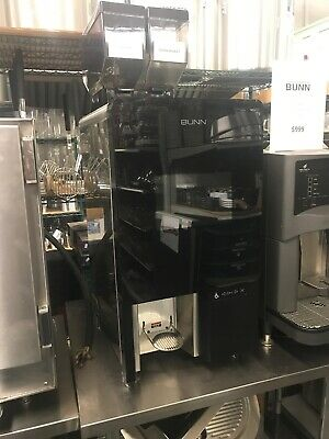 Bunn B2CSS Sure Immersion Black Single Cup Coffee Brewer - 120V, 1800W DEMO