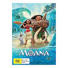 Moana DVD - Brand New!