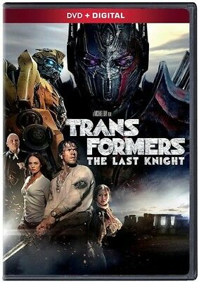 Transformers: The Last Knight 032429280114 (DVD Used Very Good)