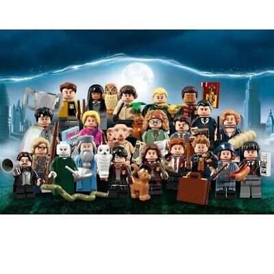 NEW Lego Harry Potter Fantastic Beasts Minifigure Series 71022 Geniuine