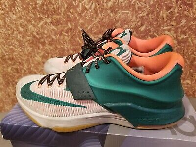 wholesale dealer 03179 e392c Nike KD VII 7 Kevin Durant  Easy Money  Mystic Green Men s Size 13
