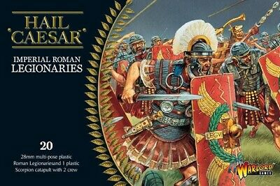 Warlord Games Early Imperial Romans: Legionaries and Scorpion boxed set WGH-IR-0