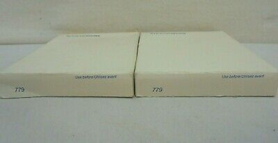 2 packs Vintage Polaroid 779 Color High Speed Professional Instant Film Exp 1991