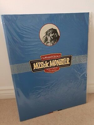 Bernie Wrightson's The Muck Monster: Artist's Edition Portfolio from IDW New