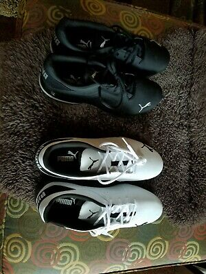 e86bef0248ab4e PUMA Viz Runner Men's Running Shoes Men Shoe Running New Size 11.5 Lot of 2