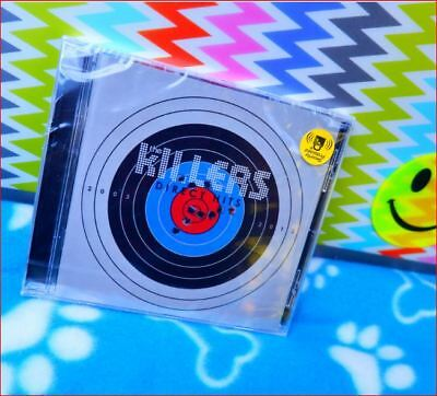 """Killers/Best of NEW SEALED Freepost """"Direct Hits"""" CD Mr Brightside When We Young"""