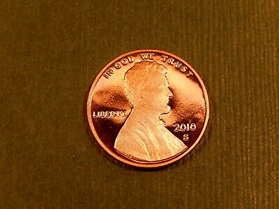 2010 S Lincoln Shield - Proof -
